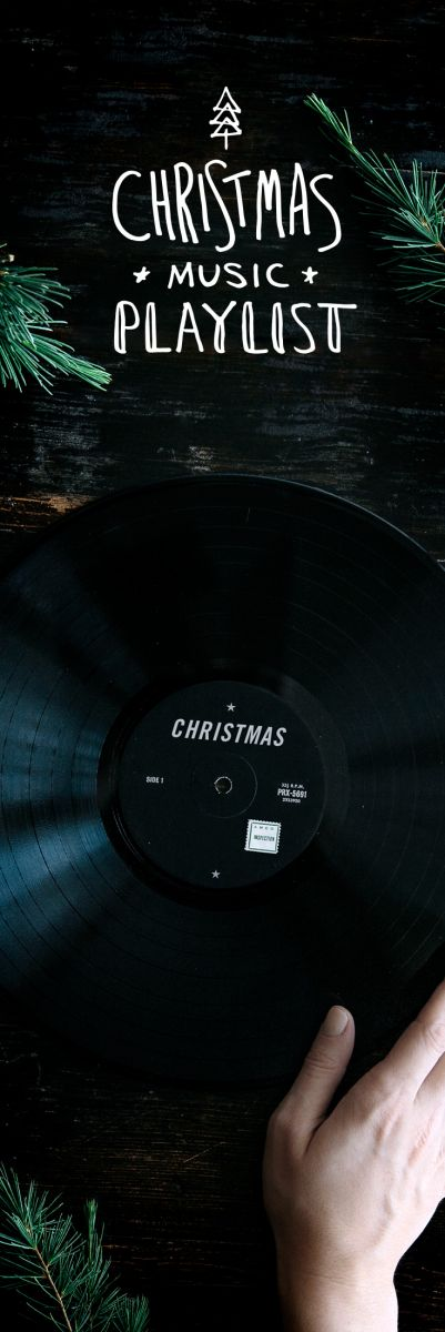 Christmas Music Playlist  |  Gather & Feast