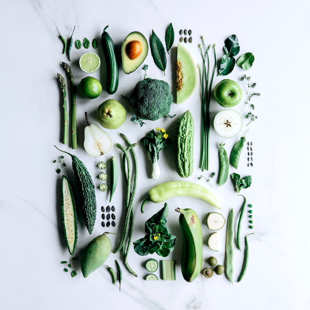 Ingredient Flat Lay  |  Gather & Feast