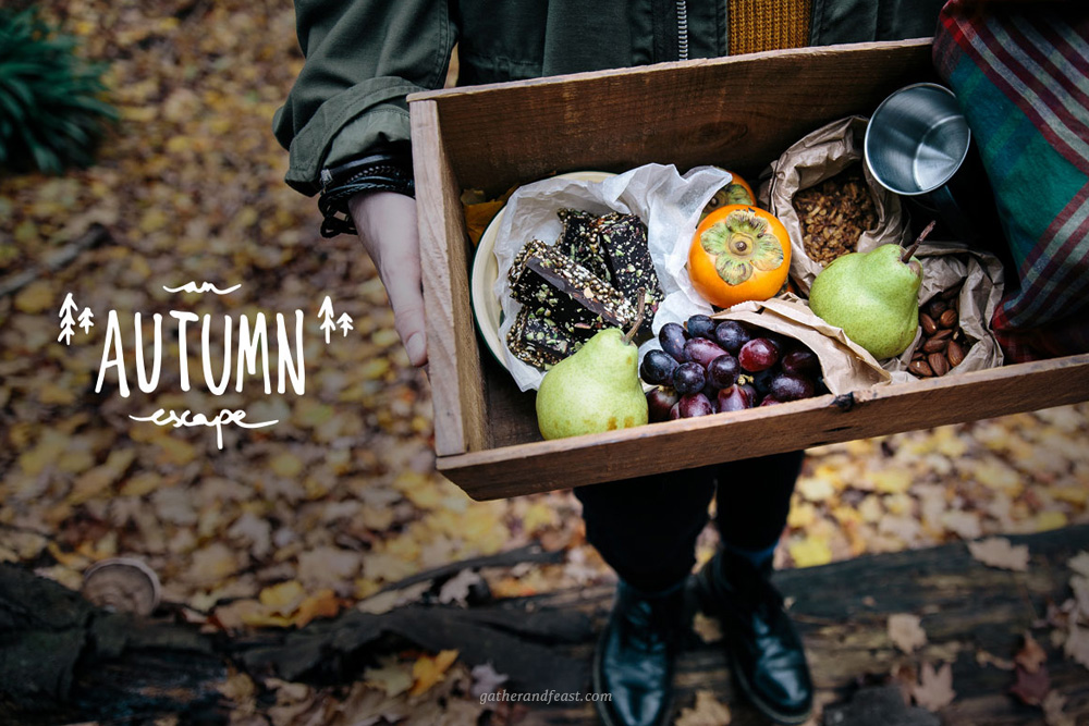 An Autumn Escape  |  Gather & Feast