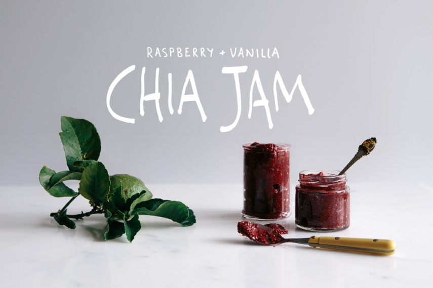 Raspberry+%26+Vanilla+Chia+Jam++%7C++Gather+%26+Feast
