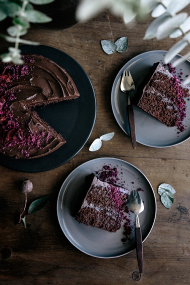 Chocolate+%26+Beetroot+Layer+Cake+with+Cacao+Fudge+Frosting++%7C++Gather+%26+Feast